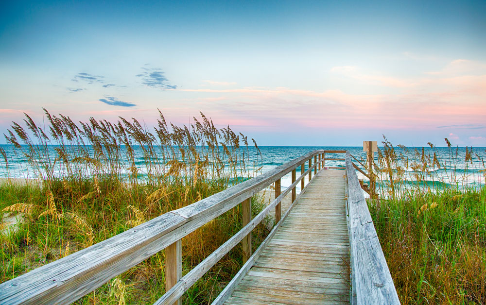 Visit Wilmington, NC on a road trip